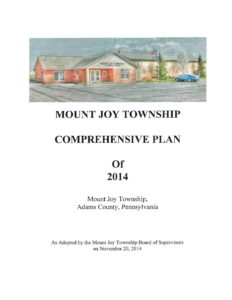 Board of Supervisors' Meeting @ Mount Joy Township Municipal Building | Gettysburg | Pennsylvania | United States